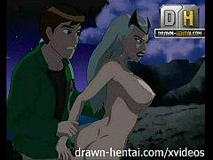 xxx Ben10 เบ็นเท็นxxxกับสาวต่างดาวงานนี้ไม่ต้องแปลงร่างแค่งัดเอาท่อนควยออกมาสู้กับความเสียว
