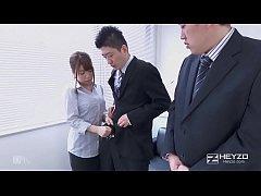 หนังโป๊ญี่ปุ่นเด็ด เจ้านายสาวแสนสวยสุดเงี่ยน จับควยลูกน้องมาอมเล่น ถูร่องนมคาห้องทำงานของตัวเอง