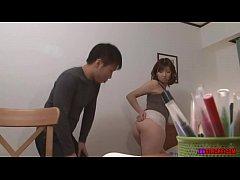 xxxญี่ปุ่น แม่ยายยังสาวให้ท่าลูกเขย เลยจับแม่ยายทำเมียอีกคน เล่นท่าเด็ดกว่าลูกสาวเสียอีก