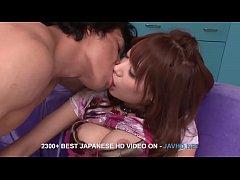 หนังAVญี่ปุ่นสาวเอมิสวยมากๆแถมนมใหญ่อีกถูกใจหนุ่มๆที่ได้เย็ดเธอย่างเสียยวและเมามันส์มาก