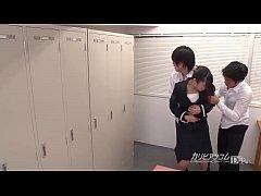 Japanese xxx ลูกศิษย์หื่นกามเเอบหลอกอาจารย์เพิ่งย้ายมาใหม่รุมเย็ดในห้องเก็บของ