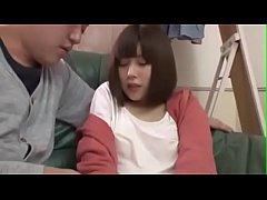 Japan xxx มาทำรายงานบ้านเพื่อนสาว เพื่อนสาวดันเสี้ยนควยเลิกเสื้อโชว์นมเลยจัดเต็มให้ซะเลย